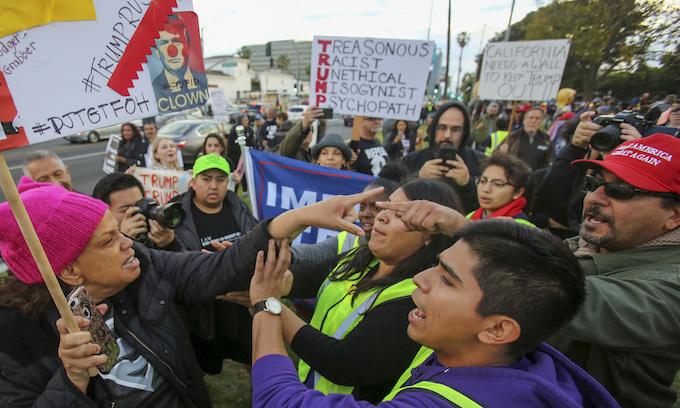 Trump says wall will stop '99.5 percent' of illegal traffic