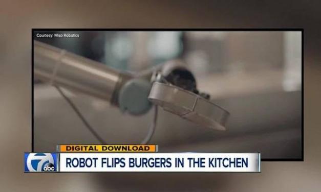 Flippy the robot doesn't demand $15 an hour