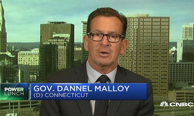 Democrat governor says NRA has 'become a terrorist organization'