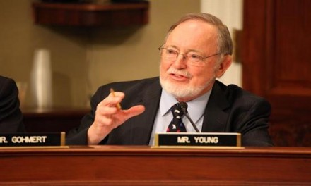 Don Young: If Jews had guns, they wouldn't have burned