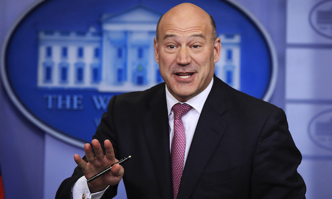 Gary Cohn to resign as Trump economic adviser