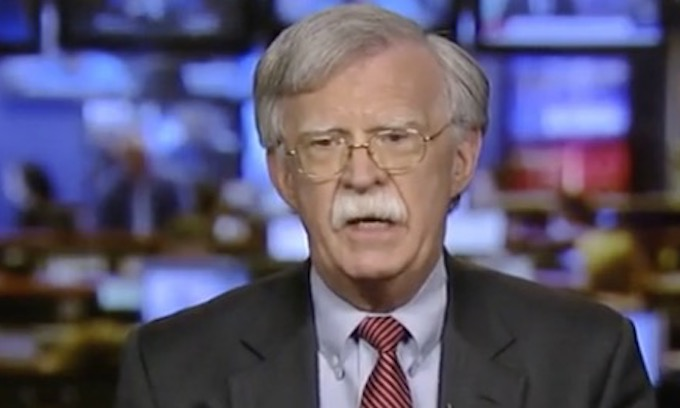 Trump fires John Bolton, says they 'disagreed strongly'