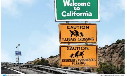 Fleeing!
