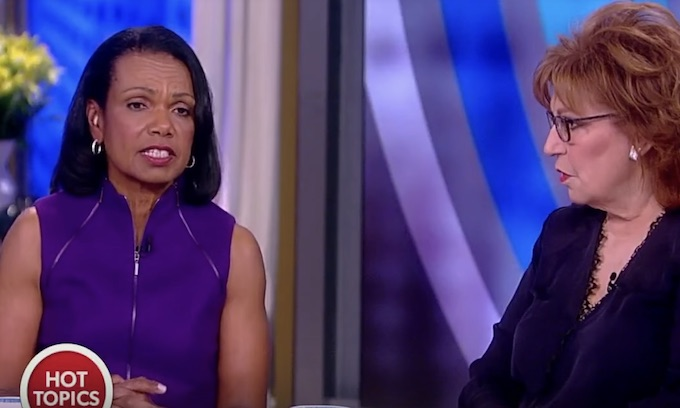 Condoleezza Rice defends gun rights on 'The View,' reminds hosts about 'Bull' Connor