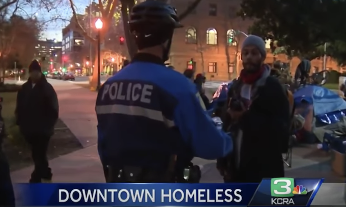 Sacramento mayor says state must force cities to provide shelter space for homeless