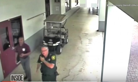 Authorities release video showing outside of Parkland high school during shooting