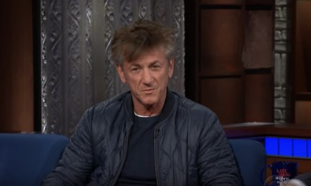 Sean Penn Loses His Marbles