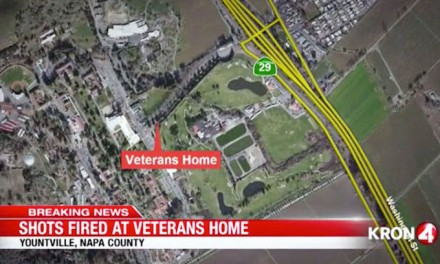 Gunman kills three hostages, self in unguarded Napa County veterans home