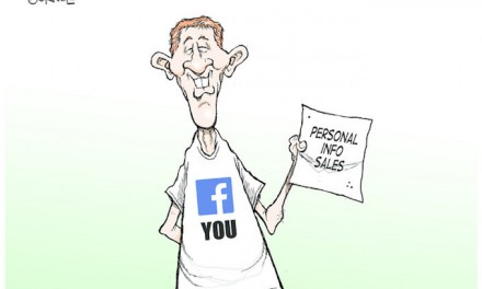Zuckerberg sends you his thanks!