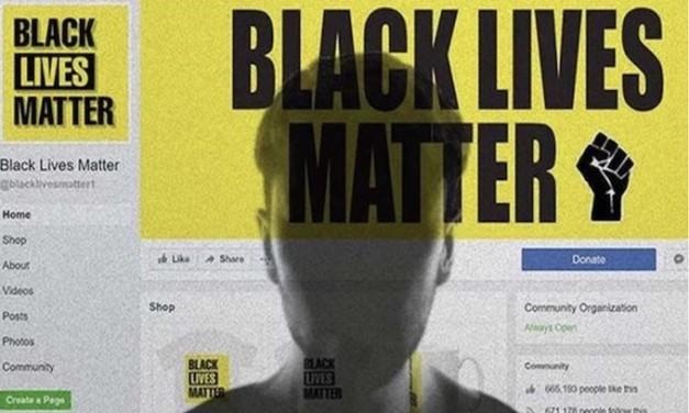 Facebook's biggest Black Lives Matter page was fake