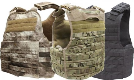 Chicago wants to ban body armor