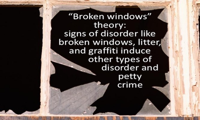NYPD's 'broken windows policing' ripped for high number of minority arrests