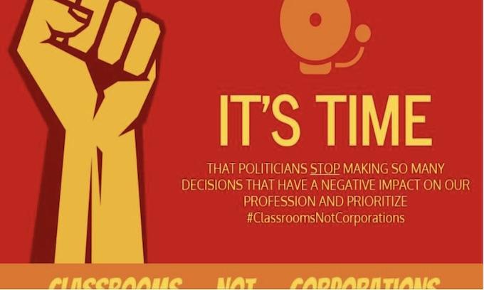 Teachers demand more, produce less as test scores decline