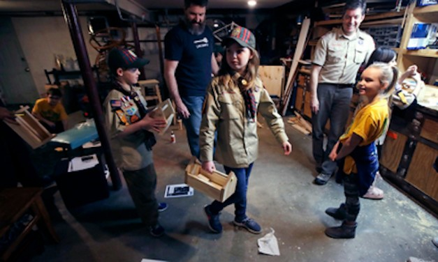 Moms disappointed in Boy Scouts