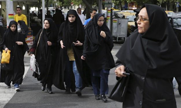 Iranian morality police savagely beat woman over loose hijab
