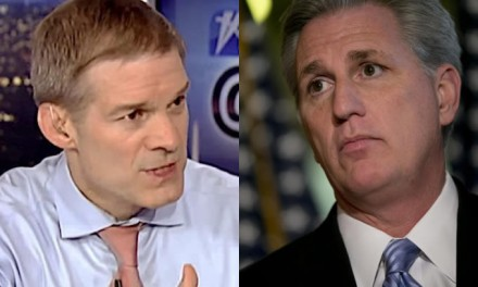Survey: Jordan, Scalise Garner Top Spots to Replace Paul Ryan as House Speaker