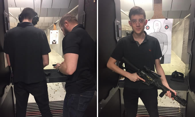 Student Interrogated by School, Law Enforcement… For Going to Gun Range with Dad