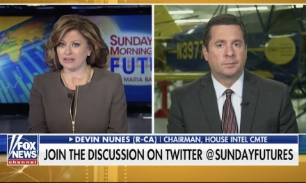 Nunes: 'No official intelligence used to start FBI investigation' into Trump campaign