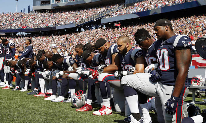 NFL to play Black anthem before national anthem