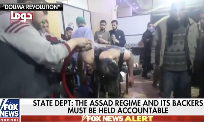 Trump: Assad the Animal will pay for chemical weapons attack