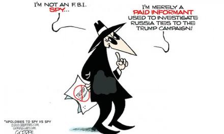 SpyGate: FBI Rat