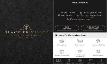 Black Privilege: In KC a new app to direct customers to black owned businesses