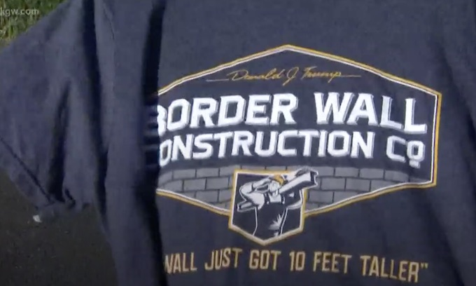 Winning: Judge rules school must allow student to wear 'border wall' shirt