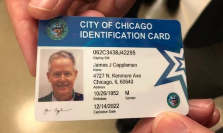 Illegal Aliens: On first day, Chicago issues 500 municipal ID cards