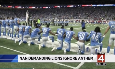 Al Sharpton's National Action Network tells Detroit Lions they must pick side on NFL anthem policy