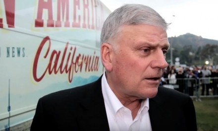 Franklin Graham slams WSJ for fictionalizing Hell