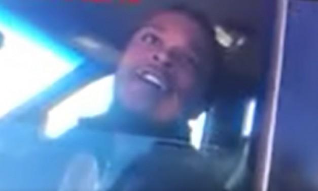 Denver traffic stop: 'My dad's the mayor! F**k the Aurora police!'