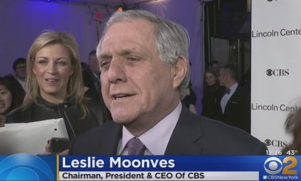 CBS' Les Moonves out after sexual misconduct allegations
