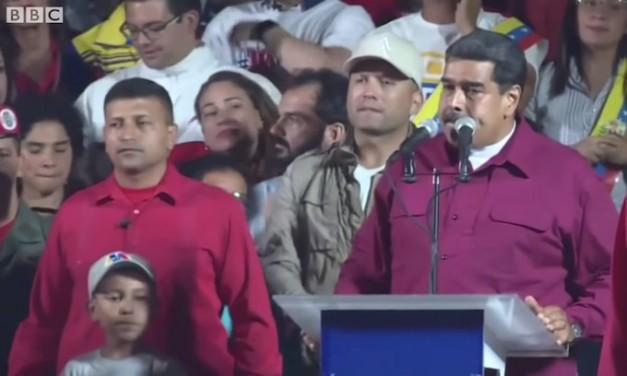 Socialism: Maduro censors news for Venezuelans