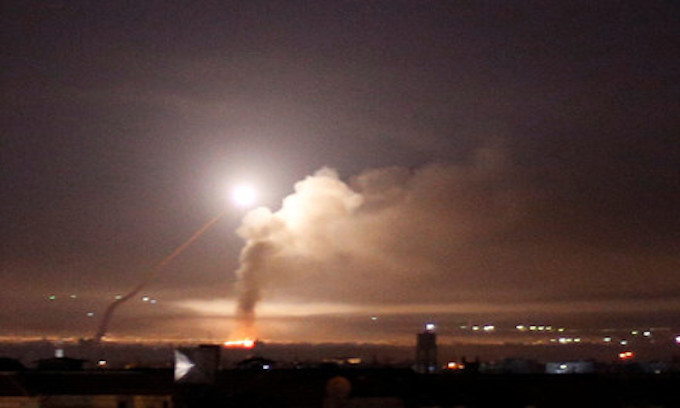 Israel drops ambiguity, claims major gains after intense Syria strikes
