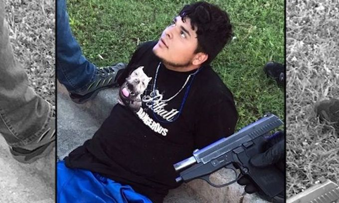 MS-13 gang member tied to violent Texas death arrested in Charleston area