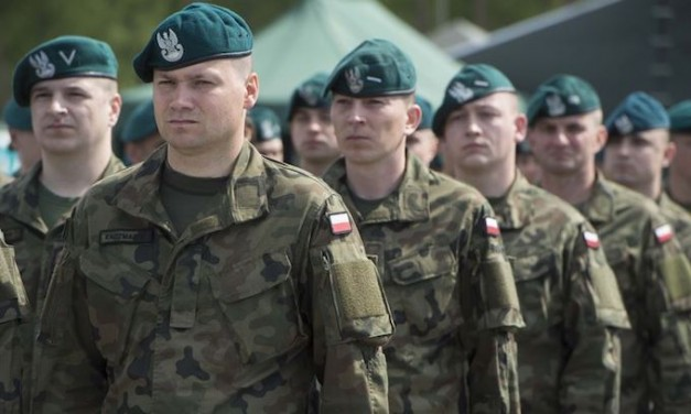 Poland wants permanent U.S. military base, willing to pay $2 billion for it