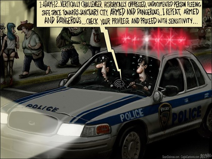 Handicapping Police