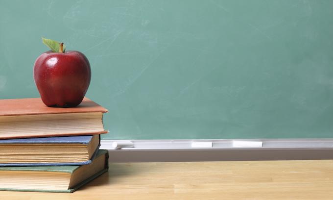 Educated in California, teaching in Texas