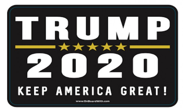 Has Trump Found the Formula for 2020?