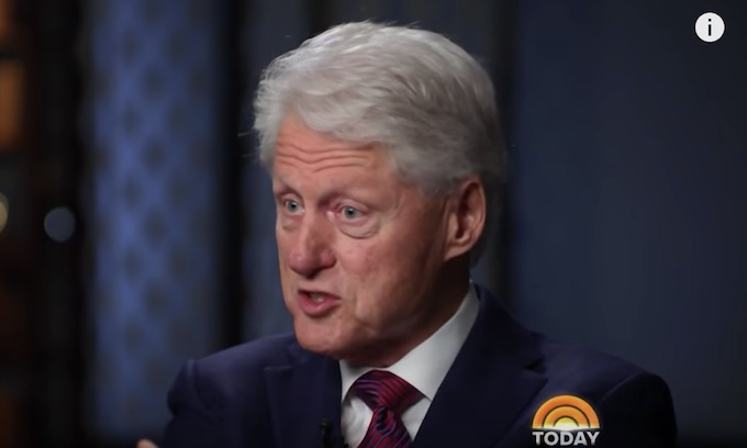 Bill Clinton says he did 'right thing' during Lewinsky scandal