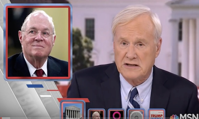Chris Matthews: Mitch McConnell has 'no right' to fill Supreme Court vacancy