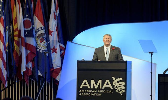 AMA wants CDC to treat guns as public health crisis