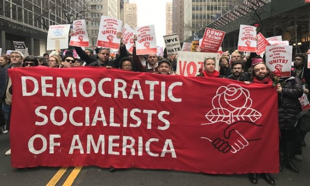 America could indeed become socialist