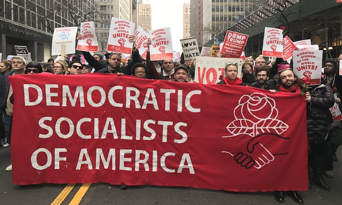 77% of Democrat voters now lean socialist