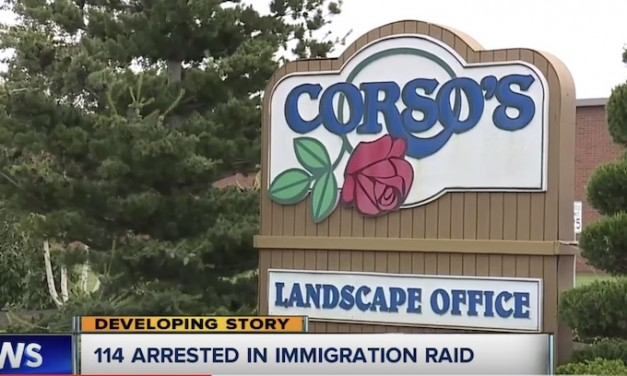 114 arrested in ICE raid at Ohio gardening center