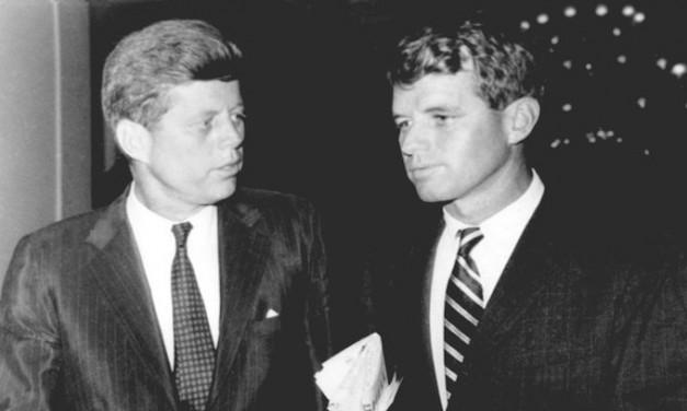 Let's not polish Saint Bobby Kennedy's halo yet