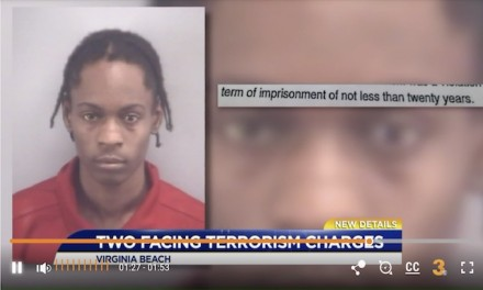 Virginia Beach Police charge 2 teens in weekend terror threats at Town Center prom