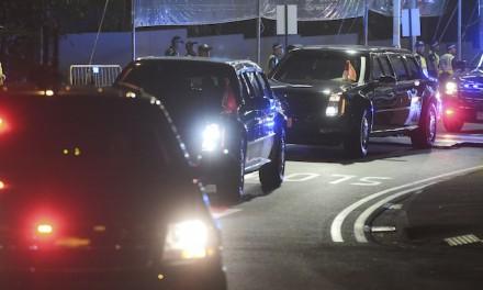 Trump, Kim in Singapore ahead of N.K.-U.S. summit