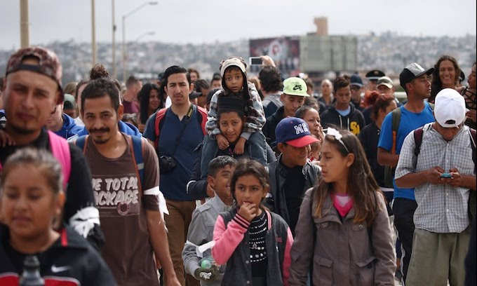 Massive court filing complains that illegal aliens suffered from U.S. food, chill, disease