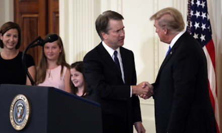 Report: Brett Kavanaugh incurred credit card debt buying Washington Nationals tickets